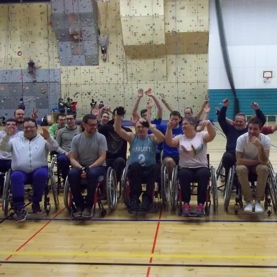 Achat fauteuils sport basketball