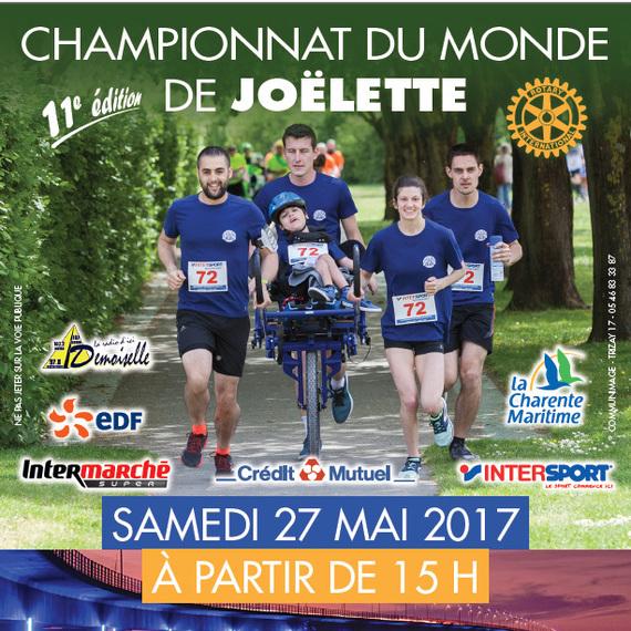 Championnat du monde de Joëlette